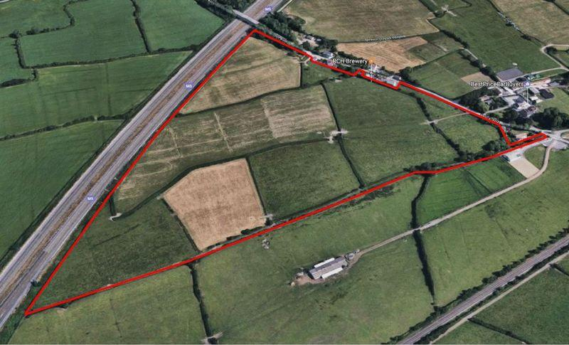 Land Commercial for sale in Land, Wick Road, Hewish, W-s-M