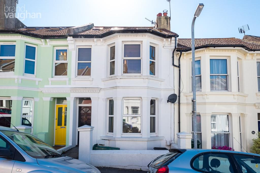 4 Bedrooms Terraced House for sale in Bentham Road, Brighton, BN2