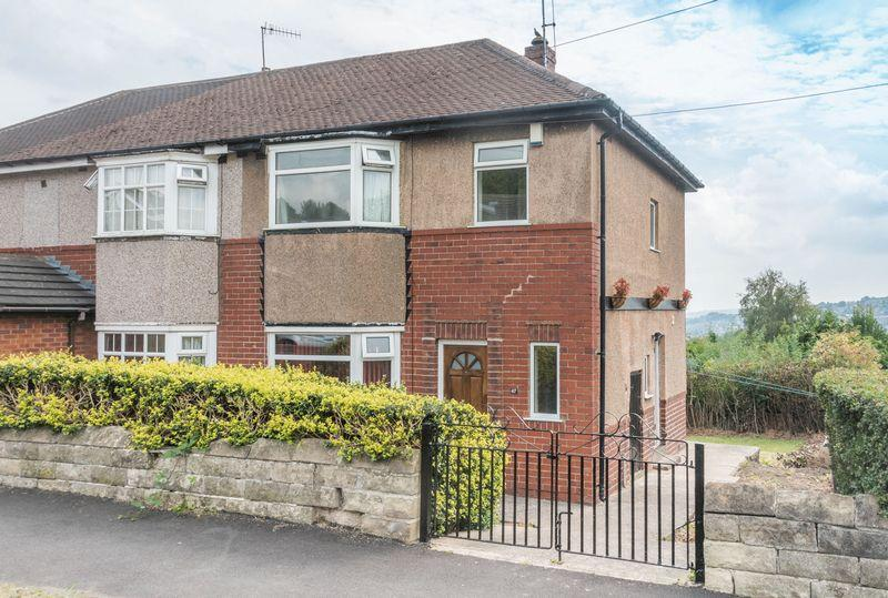3 Bedrooms Semi Detached House for sale in Studfield Hill, Wisewood, S6 4SH - Near Loxley Wadsley