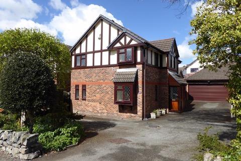 4 bedroom detached house for sale - Llanfairpwllgwyngyll