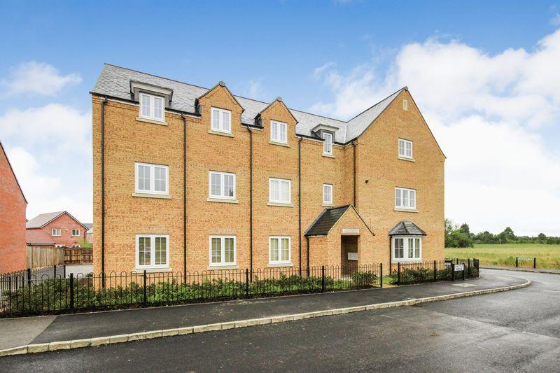2 Bedrooms Apartment Flat for sale in Chestnut Avenue, Silsoe