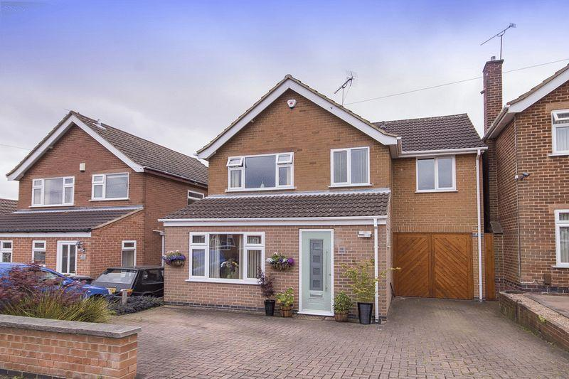 4 Bedrooms Detached House for sale in FIELD RISE, LITTLEOVER