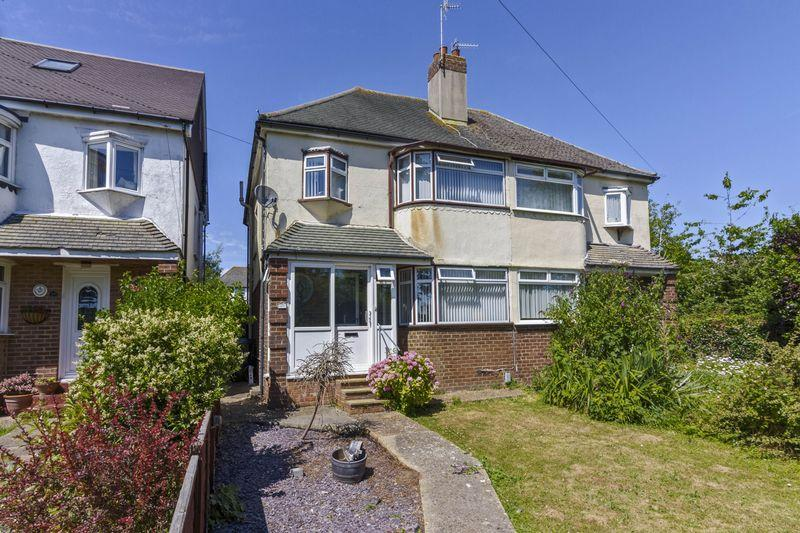3 Bedrooms Semi Detached House for sale in Mile Oak Road, Brighton