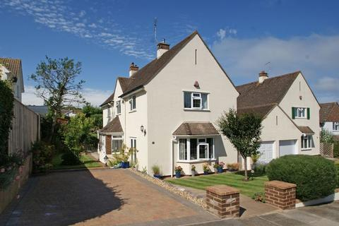 4 bedroom detached house for sale - Southdowns Road, Dawlish