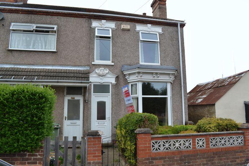 3 Bedrooms End Of Terrace House for sale in Patrick Street, Grimsby
