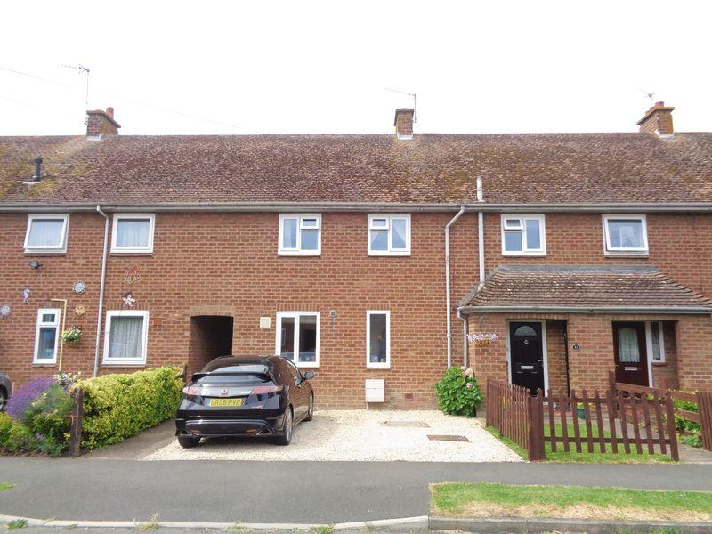 3 Bedrooms Terraced House for sale in Grove Avenue, Evesham