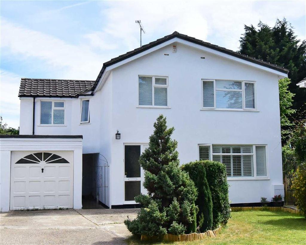 4 Bedrooms Detached House for sale in Carlton Road, Caversham Heights, Reading