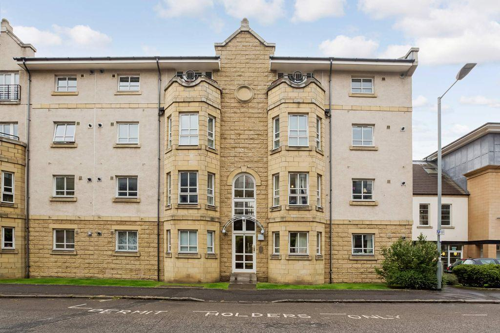 2 Bedrooms Flat for sale in 33/3 Hopetoun Street, Bellevue, EH7 4NF