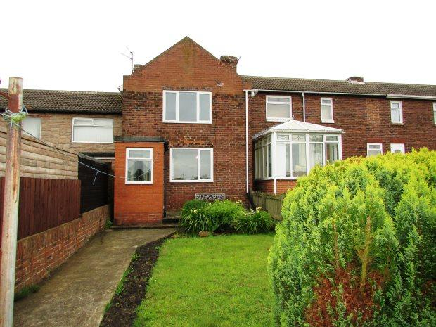 2 Bedrooms Terraced House for sale in BARWICK STREET, MURTON, SEAHAM DISTRICT