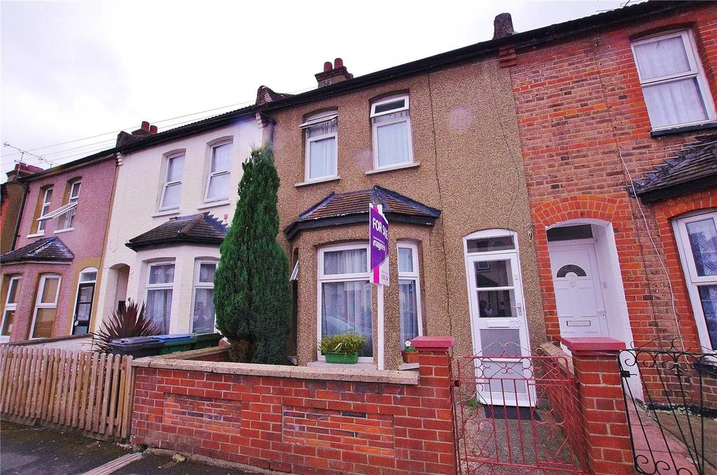 3 Bedrooms House for sale in Kings Avenue, Watford, Hertfordshire, WD18
