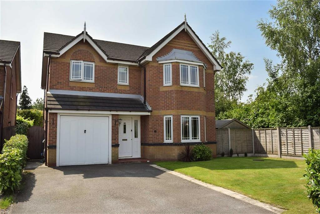 4 Bedrooms Detached House for sale in Hereford Way