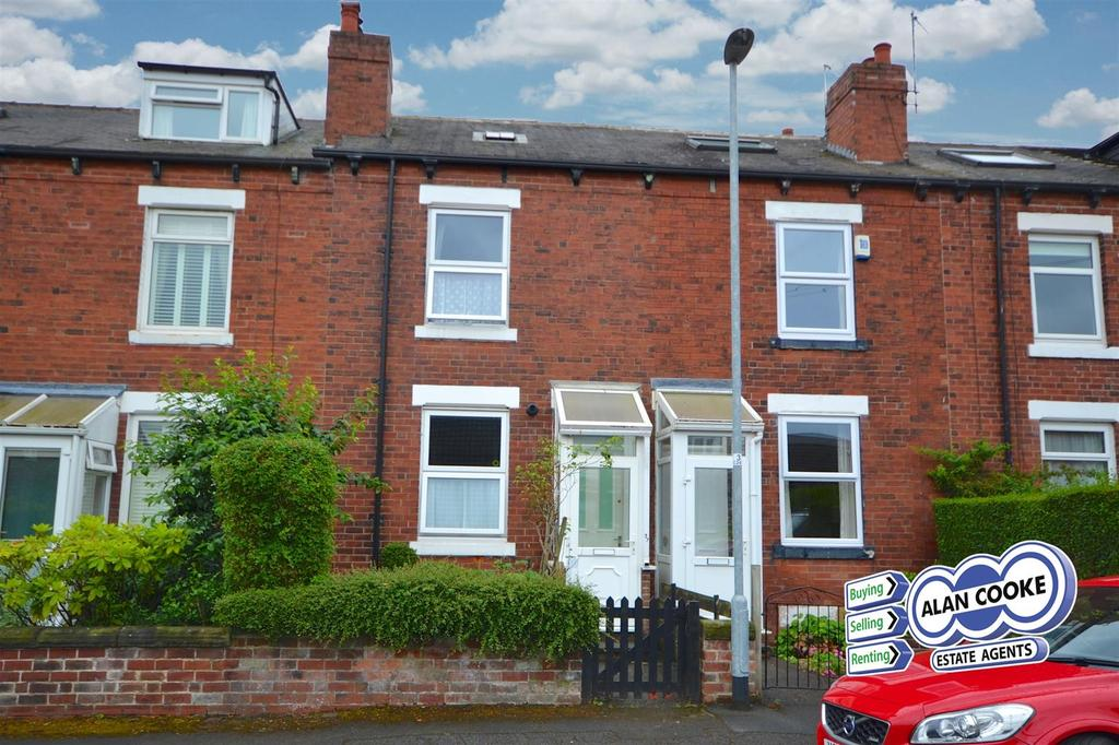 2 Bedrooms Terraced House for sale in Chandos Terrace, Gledhow, Leeds