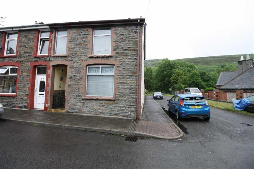 3 Bedrooms Terraced House for sale in Glynhafod Street, Cwmaman, Aberdare, Mid Glamorgan