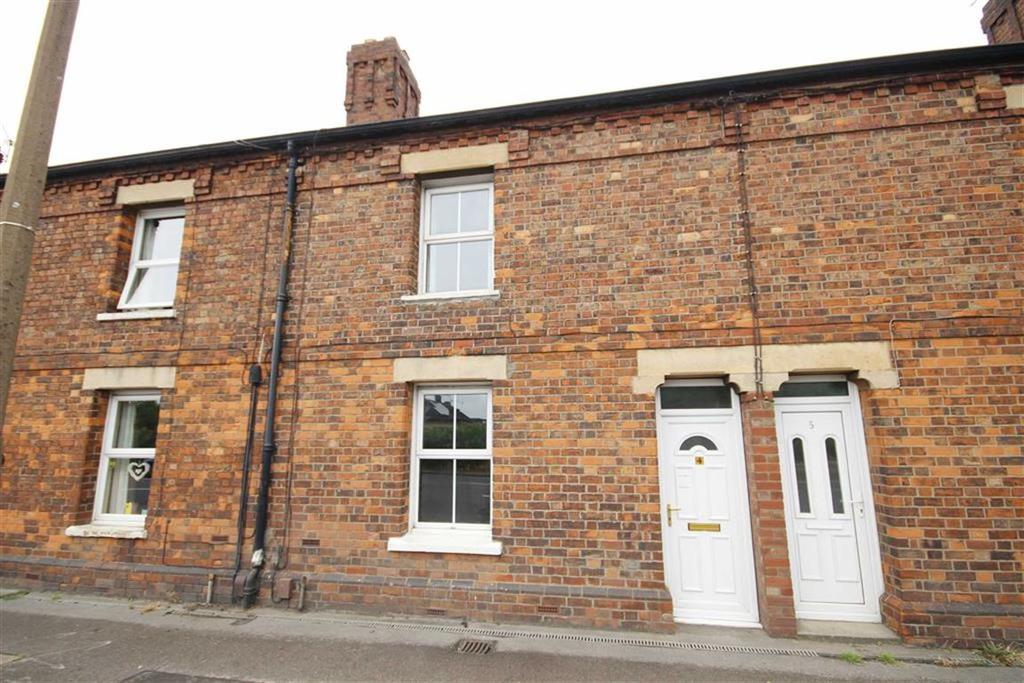 2 Bedrooms Terraced House for sale in Hospital Cottages, London Road, Lincoln, Lincolnshire