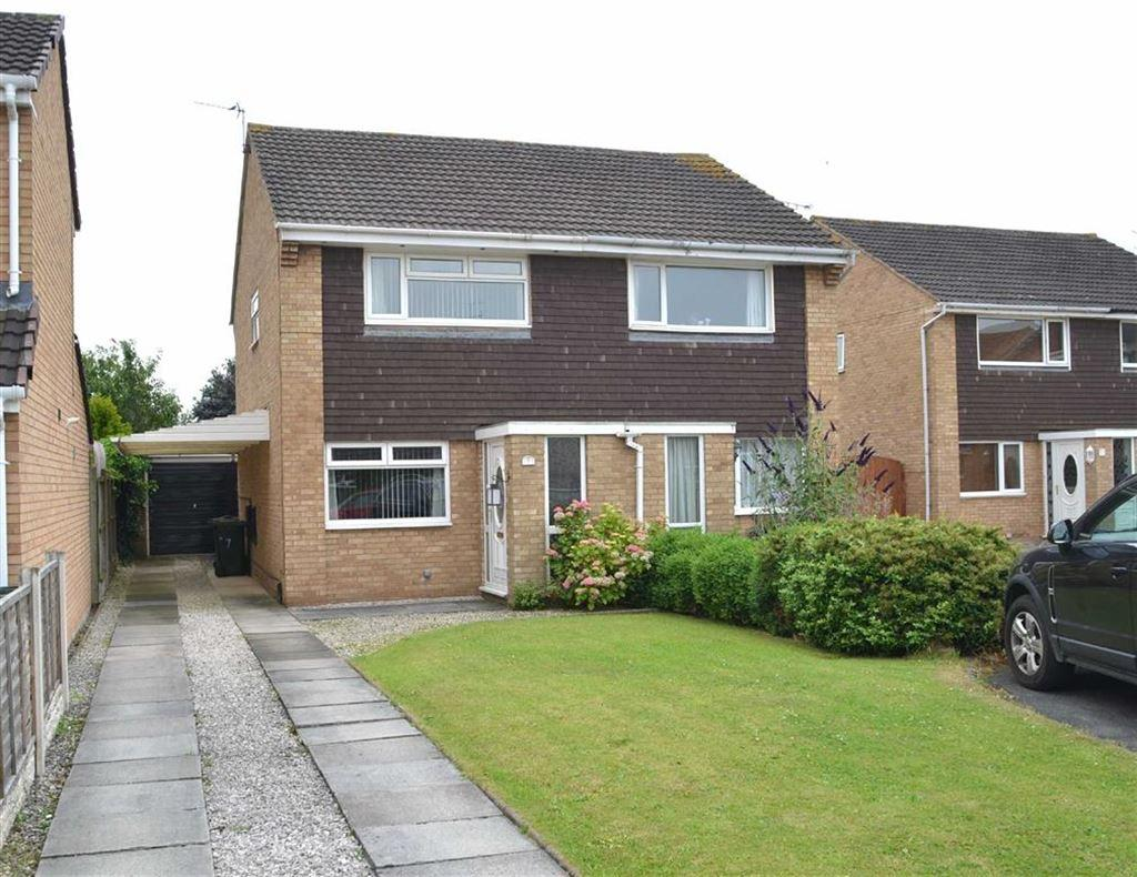 2 Bedrooms Semi Detached House for sale in Larchdale Close, Great Sutton, CH66
