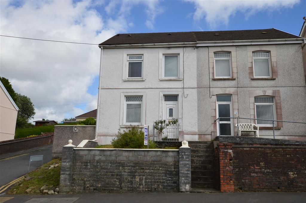 3 Bedrooms Semi Detached House for sale in Lower Brynamman