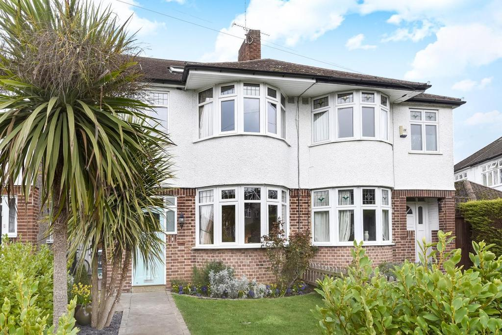 4 Bedrooms Terraced House for sale in Tudor Drive, Kingston upon Thames