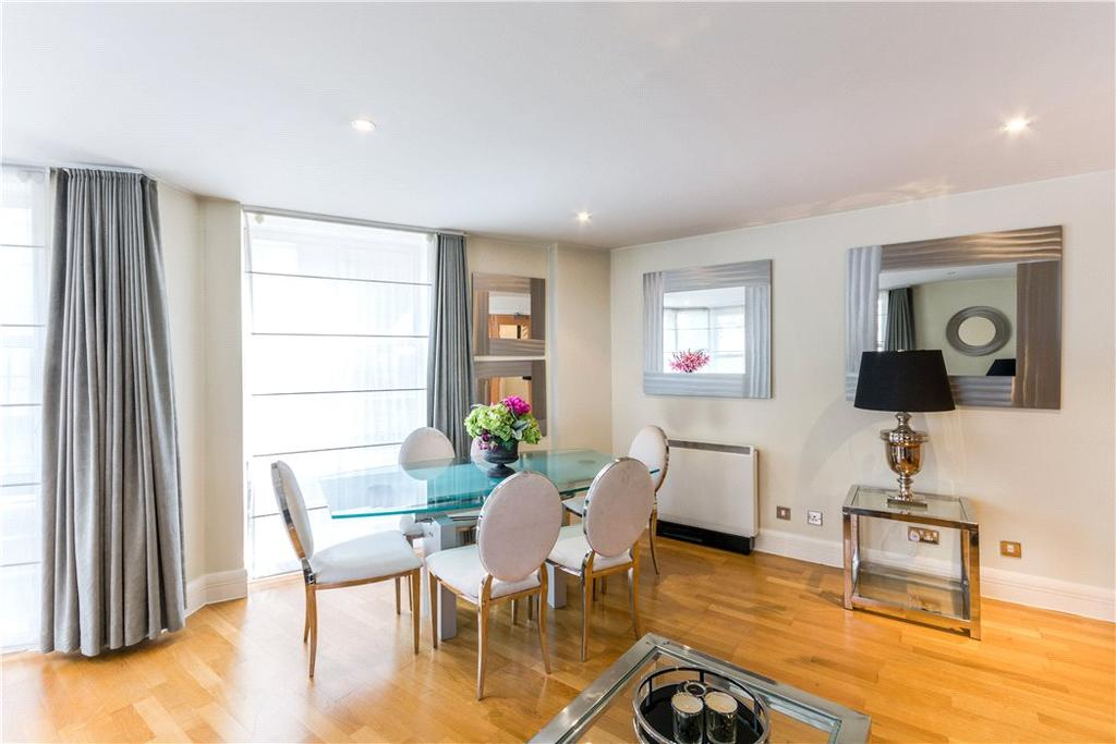 3 Bedrooms Flat for sale in Old Marylebone Road, Marylebone, London, NW1