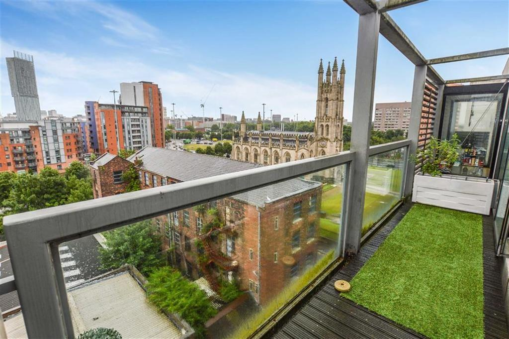1 Bedroom Apartment Flat for sale in Moho, Castlefield, Manchester, M15