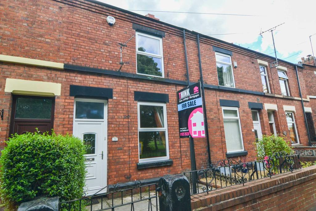 2 Bedrooms Terraced House for sale in Haresfinch View, St Helens