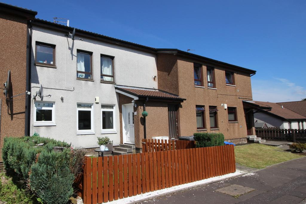 2 Bedrooms Flat for sale in 39 Mallard Road, Hardgate, G81 6NQ