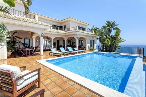 5 bedroom house  - Seaview Villa, Cullera, Province Of Valencia, Spain