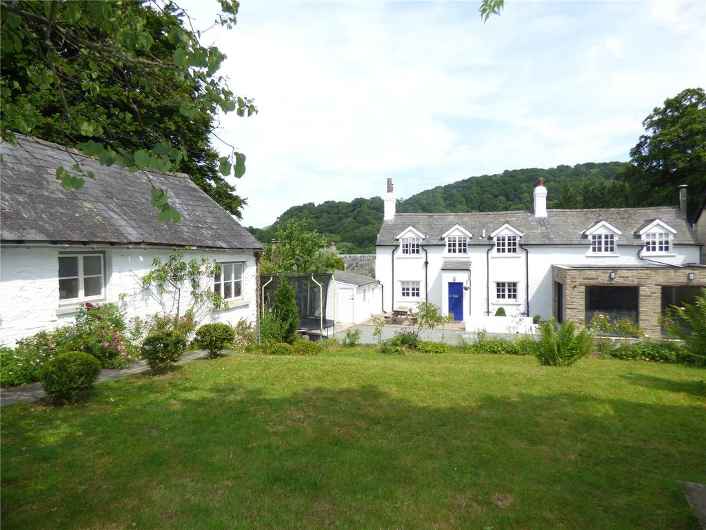 4 Bedrooms Detached House for sale in Builth Wells, Powys