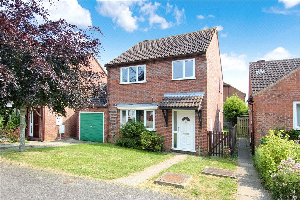 3 Bedrooms Detached House for sale in Upton Gardens, Upton-upon-Severn, Worcester, Worcestershire, WR8