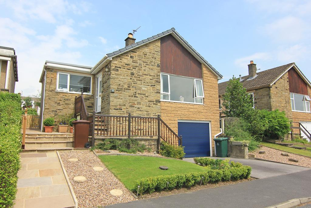 3 Bedrooms Detached Bungalow for sale in 57 Long Meadow, Skipton