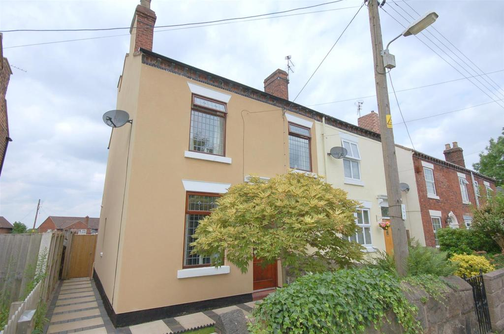3 Bedrooms Semi Detached House for sale in Cinderhill Lane, Scholar Green