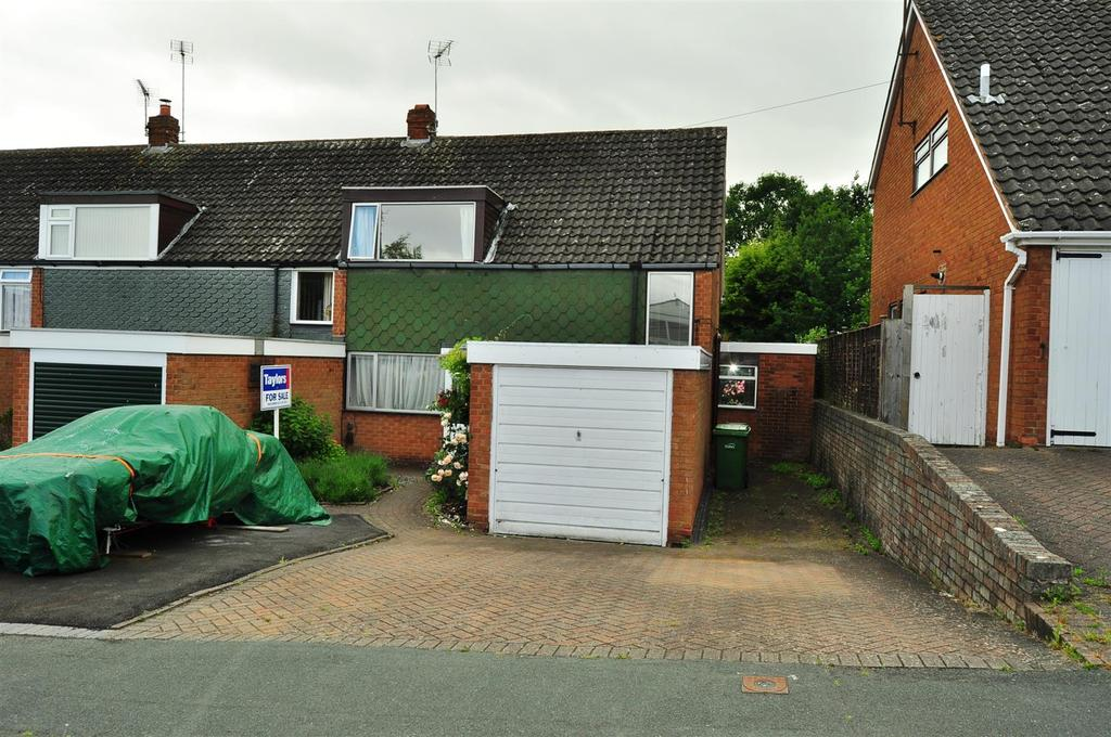 3 Bedrooms End Of Terrace House for sale in Hartlebury Road, Halesowen