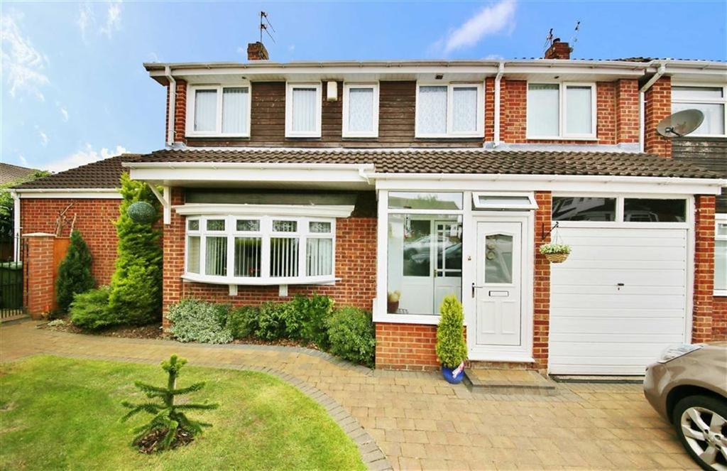 4 Bedrooms Detached House for sale in Hawsker Close, Tunstall, Sunderland, SR3