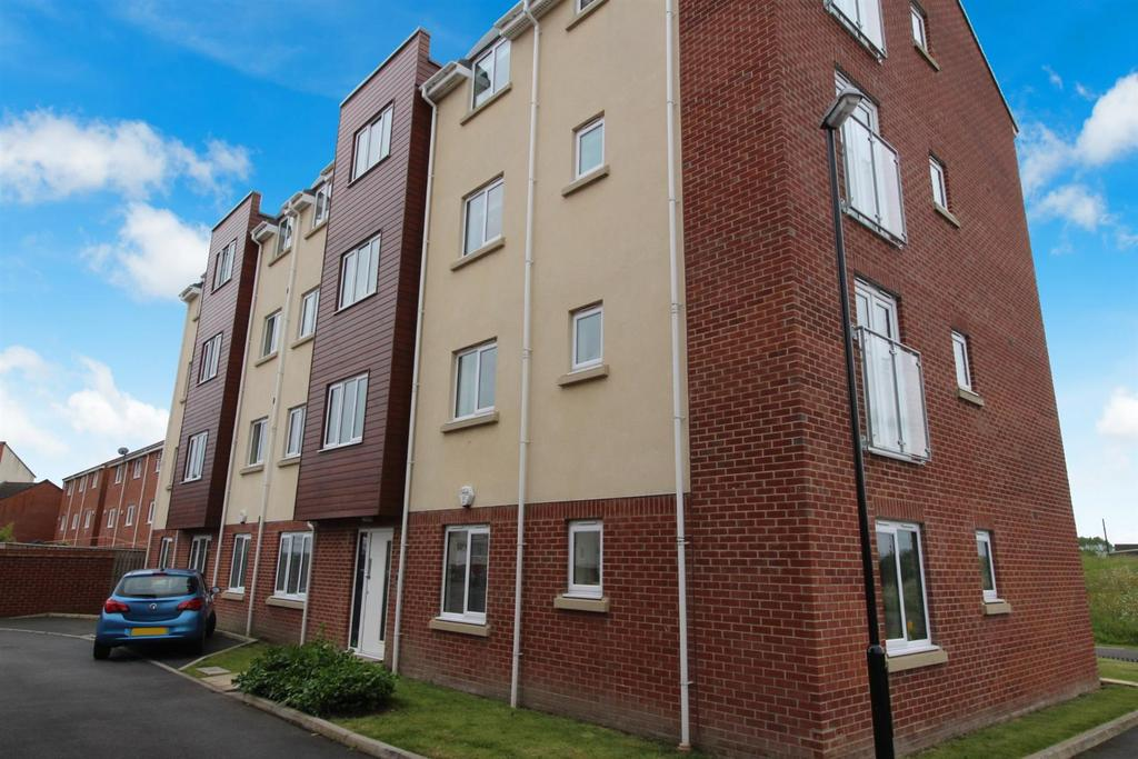 2 Bedrooms Apartment Flat for sale in White Swan Close, Killingworth, Newcastle Upon Tyne