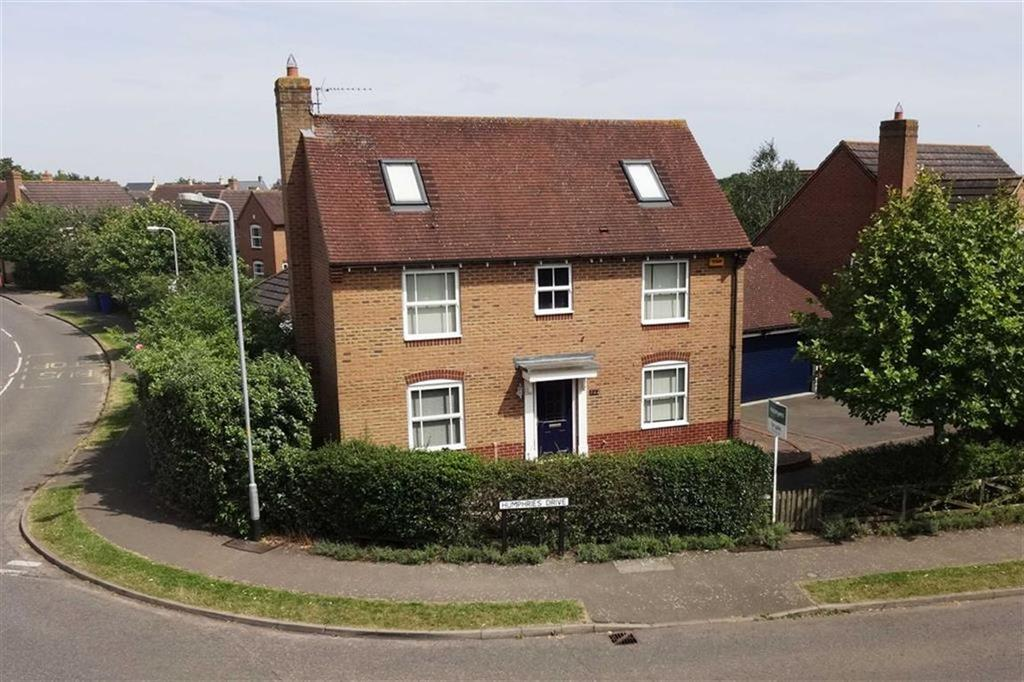 6 Bedrooms Detached House for sale in 88, Humphries Drive, Brackley
