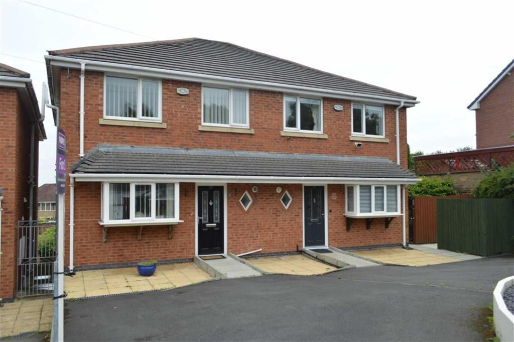 4 Bedrooms Semi Detached House for sale in Heather Brow, Claughton, CH43