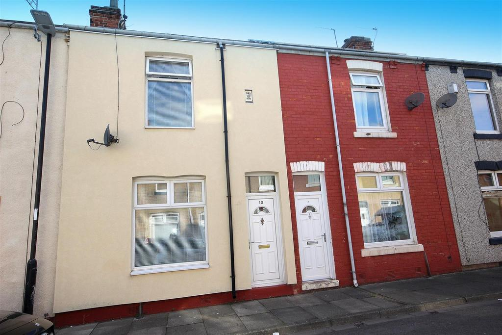 2 Bedrooms Terraced House for sale in Eton Street, Hartlepool