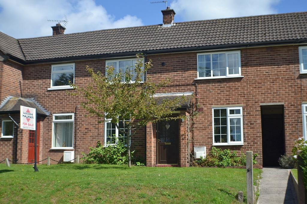 2 Bedrooms Terraced House for sale in Westmorland Terrace, Holmes Chapel