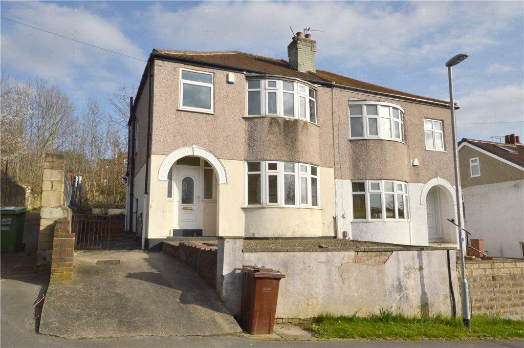 3 Bedrooms Semi Detached House for sale in Roxholme Avenue, Chapel Allerton, Leeds