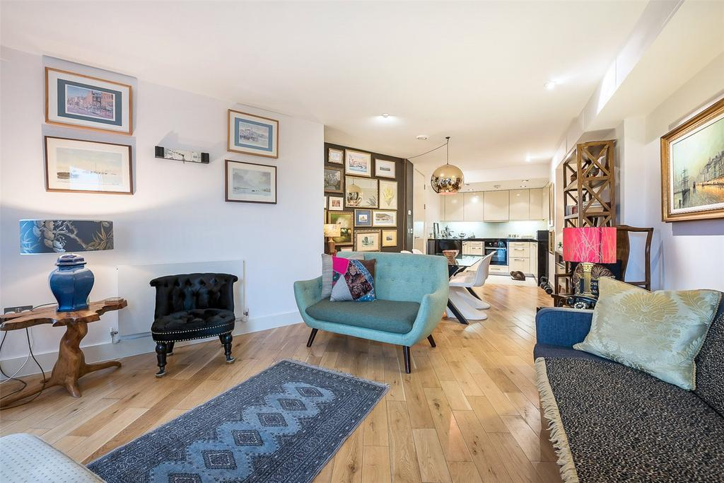 1 Bedroom Flat for sale in Salamanca Place, London