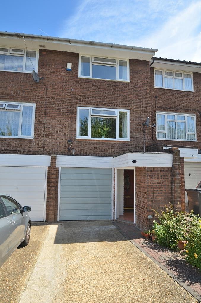 4 Bedrooms Town House for sale in Ravensdale Gardens, London SE19