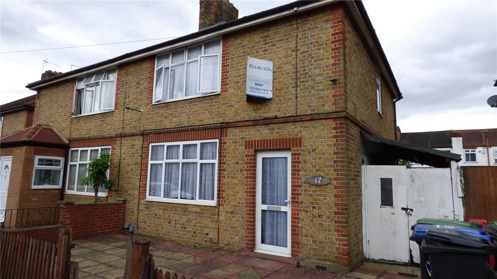 3 Bedrooms Semi Detached House for sale in Northern Avenue, Edmonton, London, N9