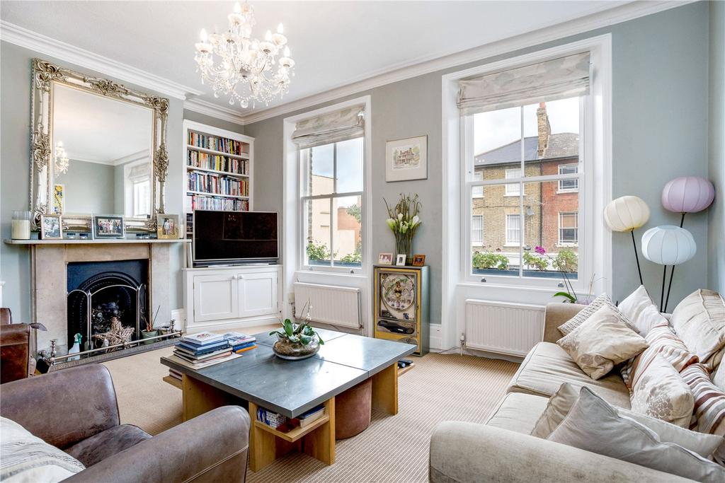 3 Bedrooms Terraced House for sale in Falkland Road, Kentish Town, London, NW5