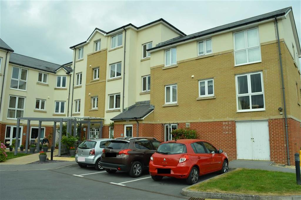 1 Bedroom Retirement Property for sale in Cwrt Hywel, Swansea, SA4