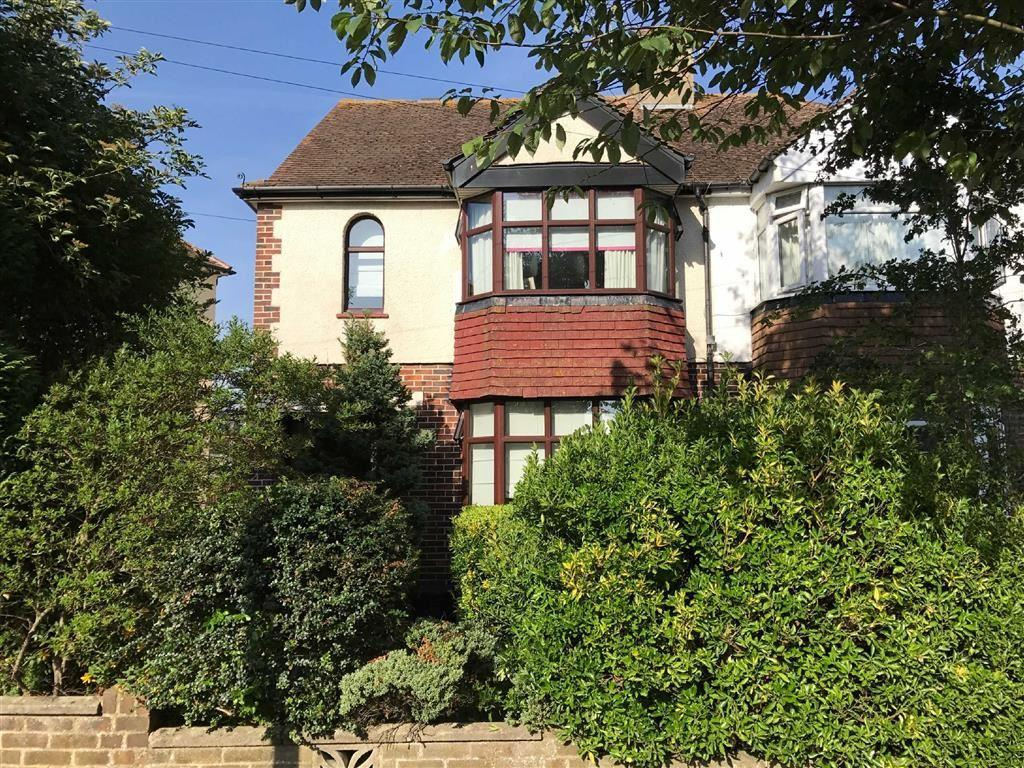 4 Bedrooms Semi Detached House for sale in Poplar Avenue, Hove, East Sussex