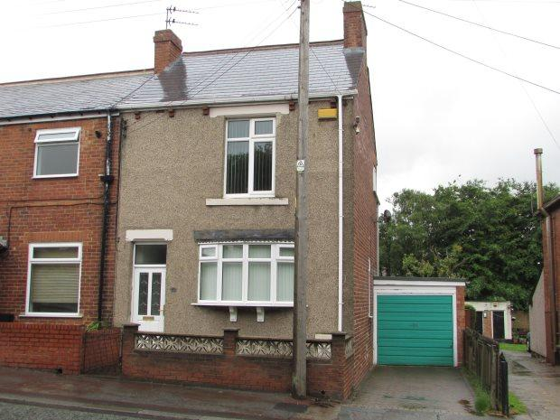 3 Bedrooms Semi Detached House for sale in DARLINGTON ROAD, FERRYHILL, SPENNYMOOR DISTRICT