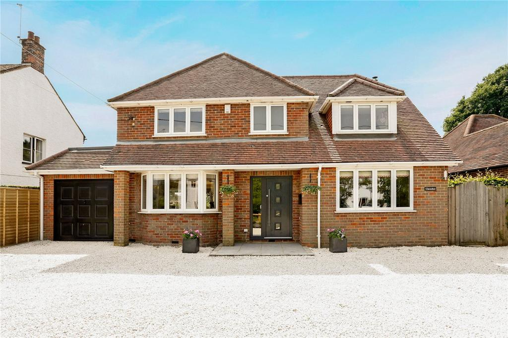4 Bedrooms Detached House for sale in Brays Lane, Hyde Heath, Amersham, Buckinghamshire, HP6