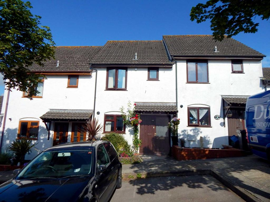 3 Bedrooms Terraced House for sale in St Johns Close, Colyton, Devon