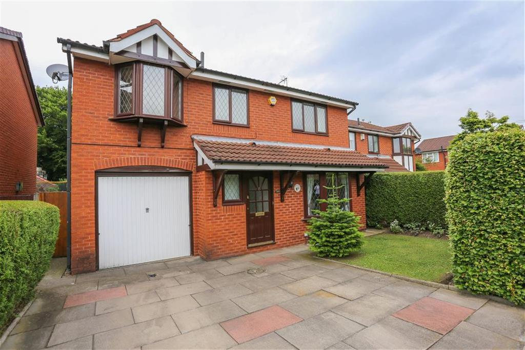 4 Bedrooms Detached House for sale in Seven Stiles Drive, Marple, Cheshire