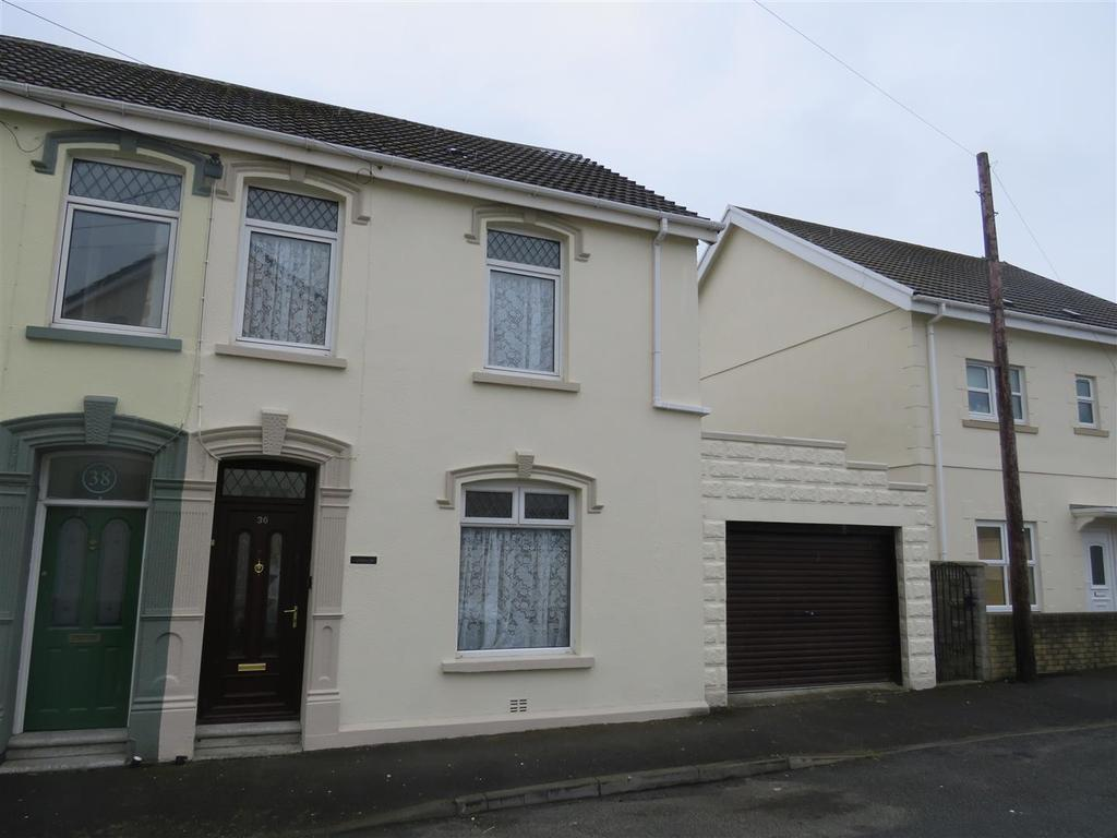 3 Bedrooms Semi Detached House for sale in Park Terrace, Burry Port
