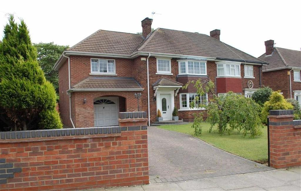4 Bedrooms Semi Detached House for sale in Davenport Drive, Cleethorpes, North East Lincolnshire
